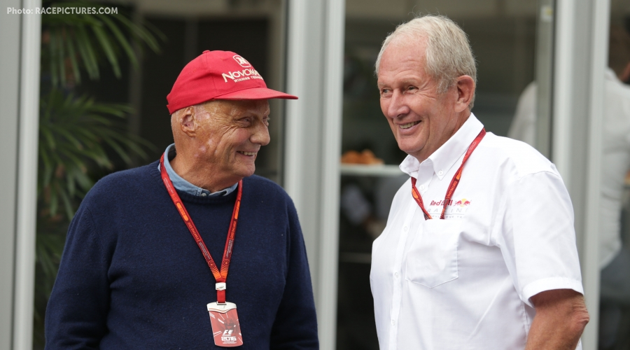 Niki Lauda released from Vienna Hospital