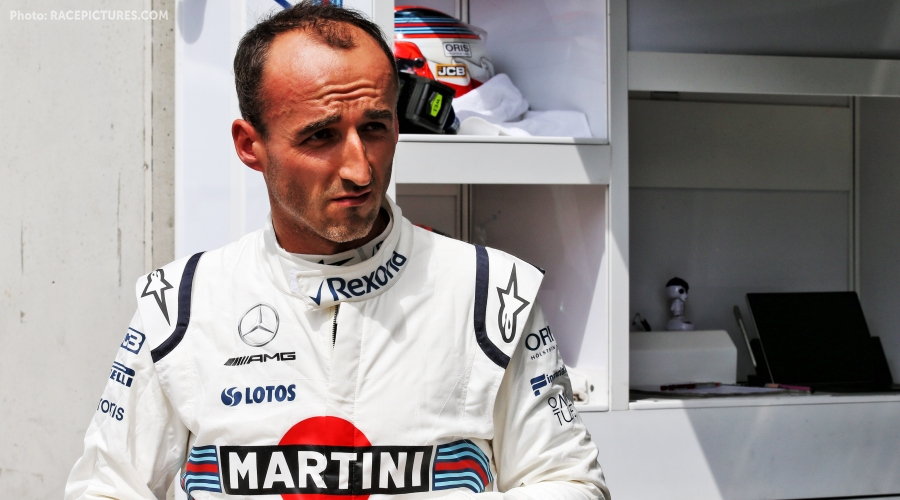 Kubica and Williams reach agreement 2019