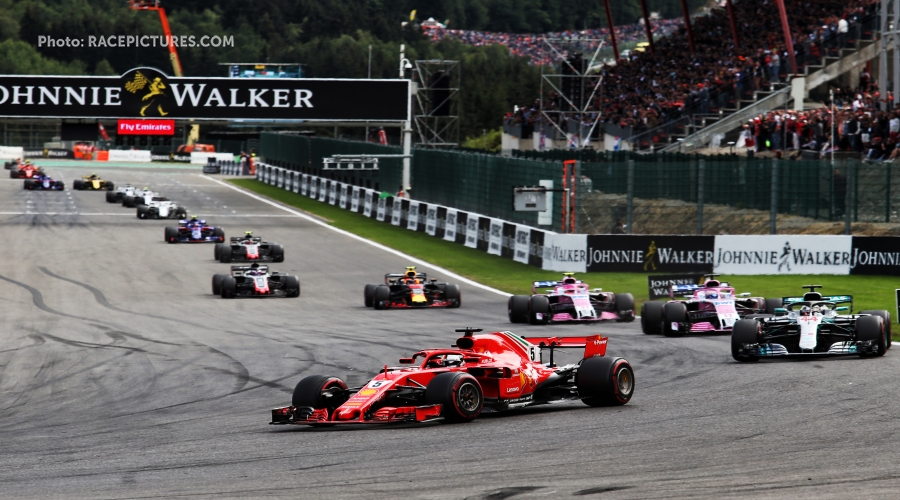 F1 calendar for 2019 approved