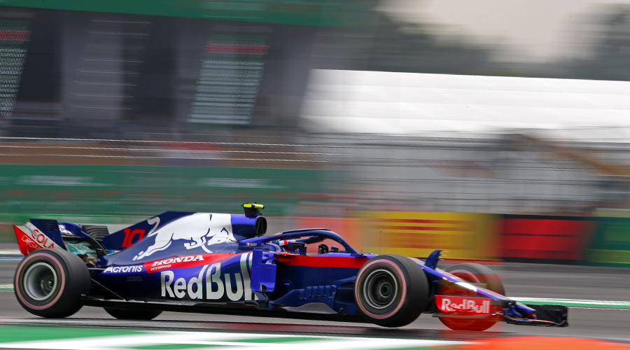 Toro Rosso returns with upgraded engines