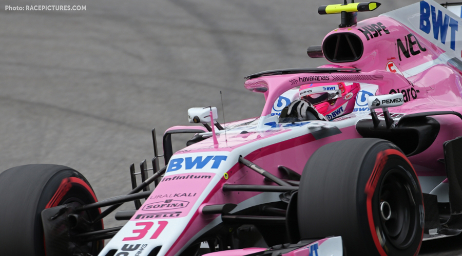 Force India in top 3 for 2019 championship?
