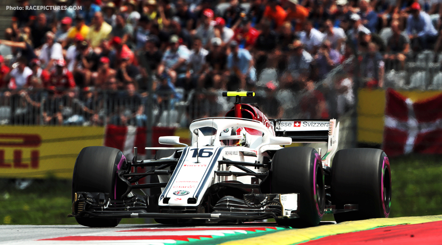 Leclerc exceeds expectations yet again