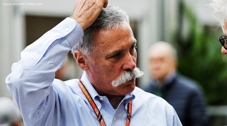 Chase Carey confirms Formula 1 planning second US Grand Prix
