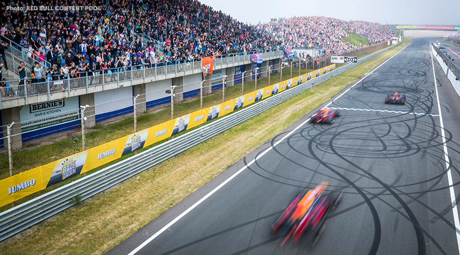 Formula 1 offers Zandvoort the chance to organize the Dutch Grand Prix in 2020