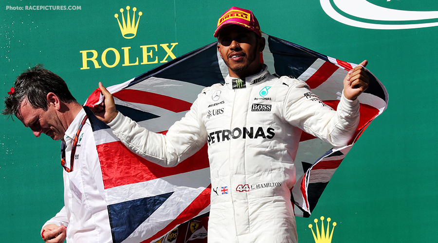 Lewis Hamilton can win his fifth world title this weekend in Austin.