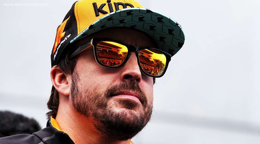 Last race for Fernando Alonso in Formula 1 is coming up after 17 years