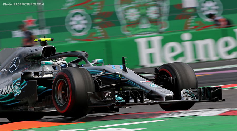Mercedes will investigate their severe tyre problems in Mexico