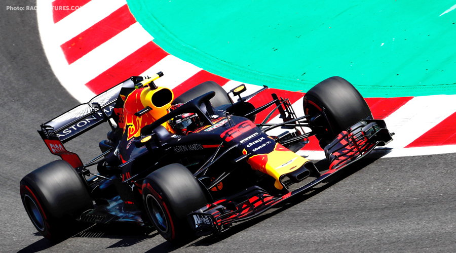 Red Bull introduced an upgrade package during the Spanish Grand Prix Free Practice.