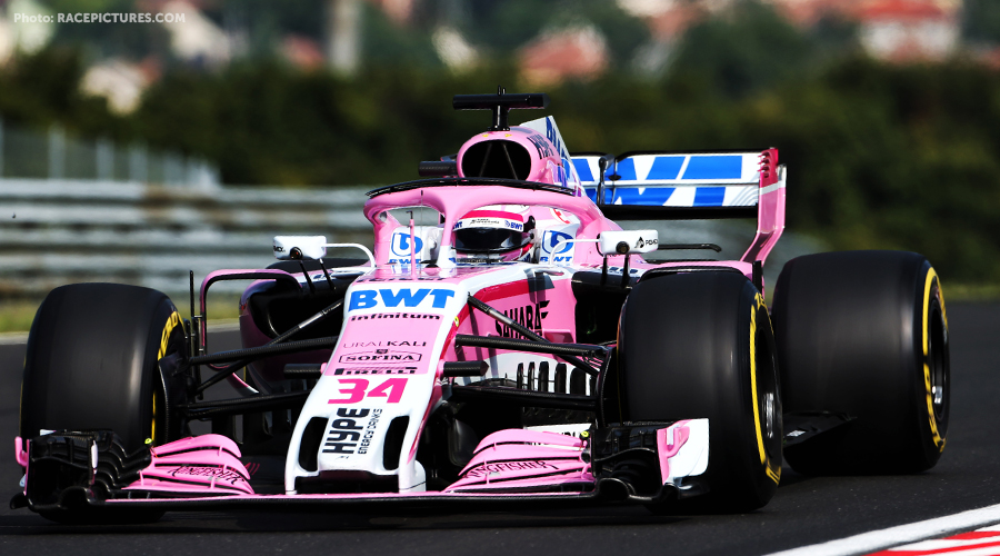Stroll to save Force India from administration
