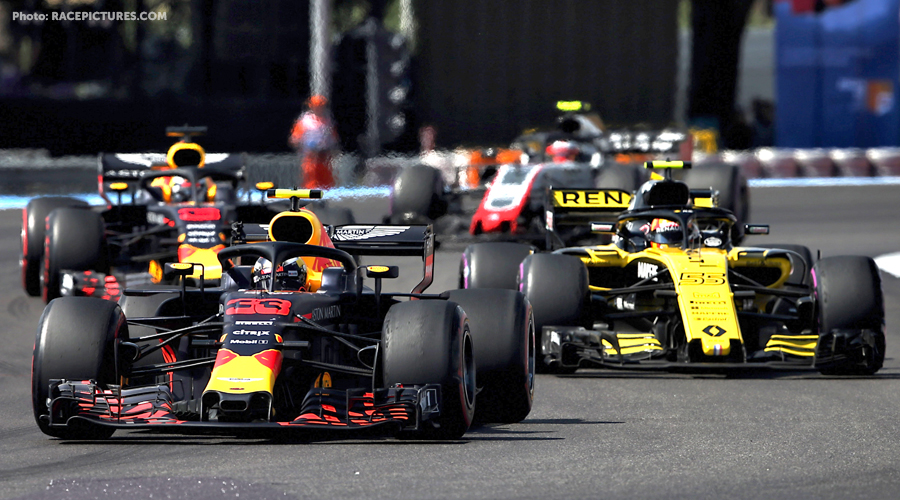 Teams finally agree with aero-changes for 2019