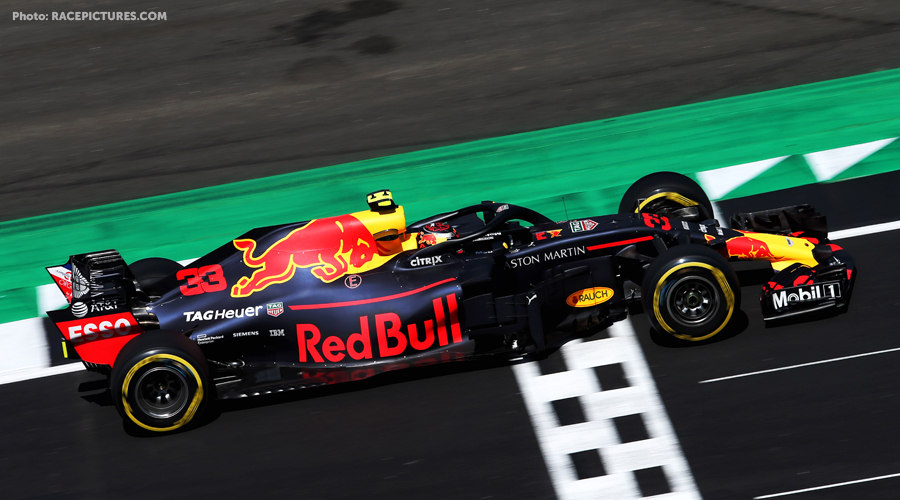 Verstappen's DNF caused by problems brake-by-wire system.