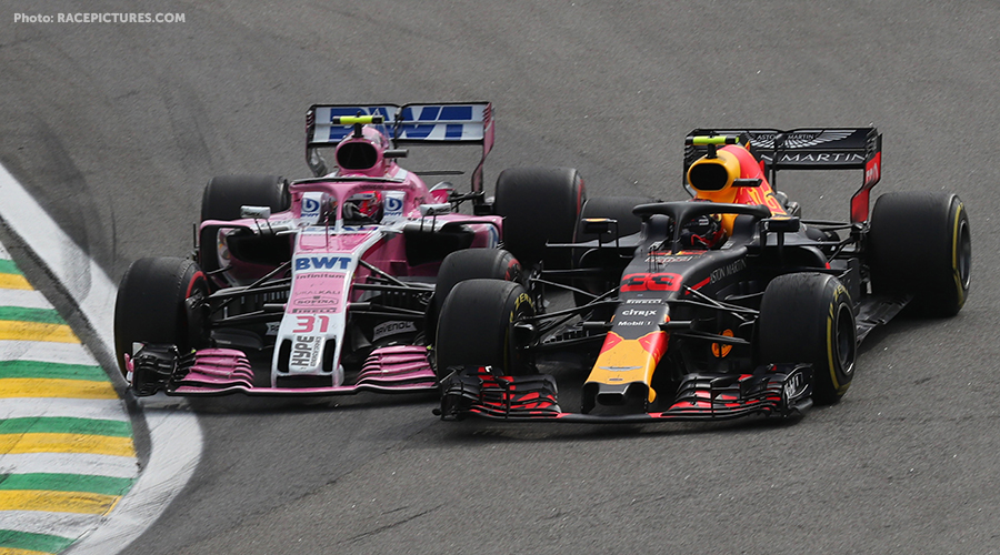Force India responds to Ocon Mercedes conspiracy