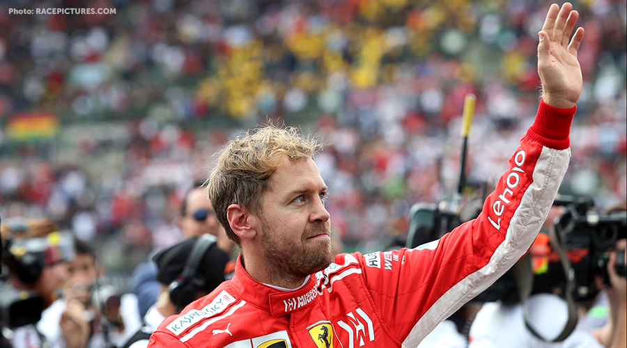 Vettel: losing fifth title to Hamilton was a horrible moment!
